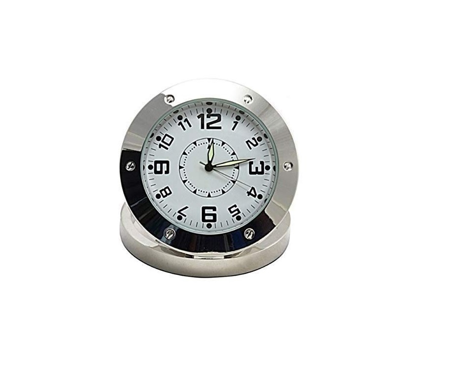 HD Clock DVR Camera with sound Activation